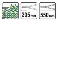 Ножницы садовые Yato YT8822