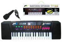 """Пианино с микрофоном """"MS-010"""", 37 клавиш"""