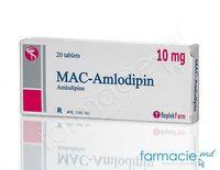 Mac-Amlodipin comp.10 mg N10x2