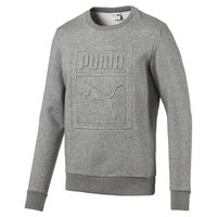 Батник Archive Embossed Logo Crew