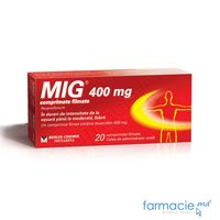 Миг® 400 табл. в оболочке 400 мг  N10x2
