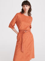 Платье RESERVED Кирпичный ww299-20x