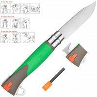 Нож Opinel Explore Terre Vert №12