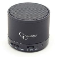 Gebmird SPK-BT-03, 3W Bluetooth Black