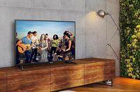 TV LED Samsung UE55NU7090UXUA, Black
