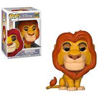 Funko Pop Disney: The Lion King, Mufasa
