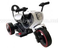 Baby Mix SKC-SW-118 IMPERIAL Мотоцикл на аккумуляторе белый