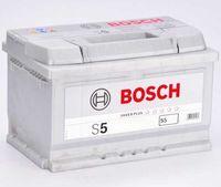 Аккумулятор Bosch Silver Plus S5 013 (0 092 S50 130)