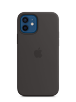 Apple Original Silicone Case Iphone 12 mini with MagSafe, Black