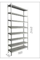 Rafturile Moduline din gama BOX sunt disponibile în diverse mărimi ale montanţilor şi poliţelor portante şi sunt ideale pentru depozitarea diverselor obiecte în sala de corespondenţă, garaje şi în alte zone de depozitare de mici dimensiuni. Excelente pentru depozitarea pachetelor cu greutate medie, cutii şi piese vrac, rafturile Moduline sunt fabricate din materiale rezistente de înaltă calitate, care au făcut ca numele Moduline să fie sinonim cu excelenţa în domeniul manipulării materialelor. Produsele de depozitare Moduline din gama BOX sunt cele mai adaptabile sisteme de depozitare cu asamblare fără şuruburi de pe piaţă. Piesele componente se fixează cu câteva lovituri de ciocan. Rafturile Moduline din gama BOX sunt mai rezistente şi dispun de o capacitate portantă mai mare decât produsele care se asamblează cu şuruburi.