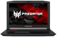 "ACER PREDATOR HELIOS PH317-52 Obsidian Black (NH.Q3DEU.051) 17.3"" FullHD IPS (Intel® Hexa-core™ i7-8750H 2.20-4.10GHz (Coffee L), 16Gb DDR4 RAM, 256Gb SSD/1.0TB HDD,GeForce® GTX1060 6Gb DDR5,CardReader,WiFi-AC/BT, 8cell, HD Webcam,RUS,Linux,2.70kg)"