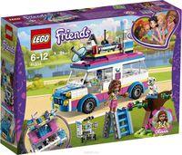 Lego Friends Передвижная научная лаборатория Оливии