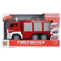 1:12 Инерционная Пожарная машина (свет / звук)