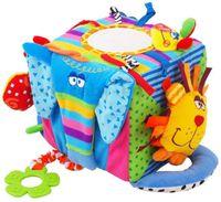 Baby Mix EF-TE-8021 Кубик интерактивный