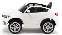 Электромобиль Toyland BMW X6M White (053053)