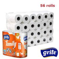 GRITE - Hirtie iginica 3str FAMILY 4 buc, 18,75m