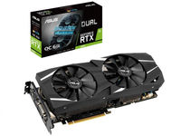 Видеокарта ASUS Dual GeForce RTX 2060 OC edition (6 ГБ/GDDR6/192 бит)