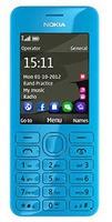 Nokia 206 2 SIM (DUAL) Cyan