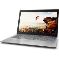 "Lenovo IdeaPad 320-15IAP Platinum Grey 15.6"" HD (Intel® Pentium® Quad Core N4200 up to 2.50GHz (Apollo Lake), 4GB DDR3 RAM, 1.0TB HDD, Intel® HD Graphics 505, w/o DVD, CardReader, WiFi-N/BT4.1, 0.3M WebCam, 2cell, RUS, DOS, 2.2kg)"