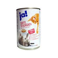 Ja! hrană cu carne de vită 415 gr