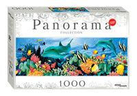"Mozaic ""puzzle"" 1000 ""Lumea subacvatică"" (Panorama), cod 40771"