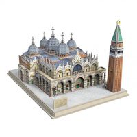 3D PUZZLE St. Mark's Square