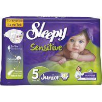 Подгузники Sleepy Sensitive гипоаллергенные 5 Jumbo Junior