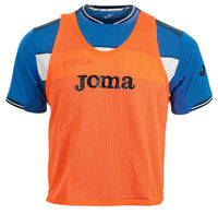TRAINING BIBS ORANGE (PACK 10)