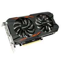Gigabyte GeForce® GTX 1050ti 4GB
