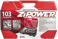 Set scule de mână Zipower PM4110