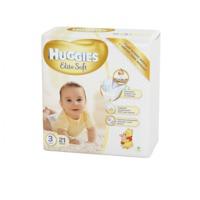 Scutece Huggies Elite Soft  3  (5-9 kg)  21 buc.