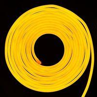 Гибкий неон светодиодный V-Tac желтый 24В VT-2835