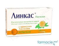 Linkus pastile N16 portocala
