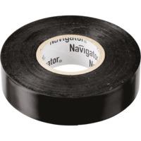 """Изолента чёрная """"Navigator"""" серии NIT"""