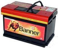 BANNER 100 Ah Power Bull PROfessional)