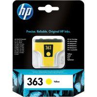 Картридж струйный HP №363 (C8773EE) Yellow Original