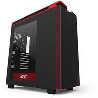 OTHER NZXT H440, чёрный-красный