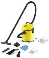 Промышленный пылесос Karcher WD 1