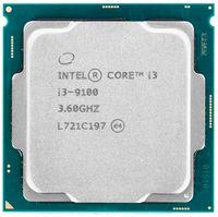 Процессор Intel Core i3-9100 Tray