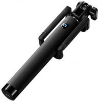 Bluetooth Selfie stick Tellur M76BF Black