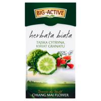 Чай белый Big Active with Lemon, 20 шт