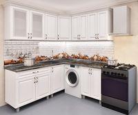 Bucătărie Bafimob Corner MDF 1.8x1.8m White