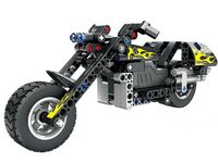 5801, XTech Bricks: Pull Back Motorbike, 183 pcs