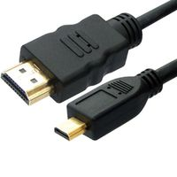 APC Electronic, Cable HDMI to microHDMI 1.8m