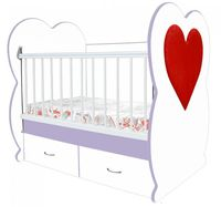 Bambini BM Love White Violet