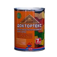 Лак цветной Doktortex ИР-13 0,8л (каштан)