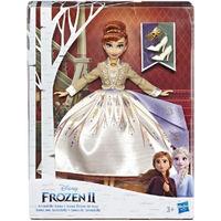 Hasbro Кукла Делюкс Анна Холодное сердце 2