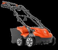 Mașina electrică pentru greblat Husqvarna S138C