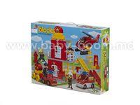 Color Baby 42890 Конструктор  Пожарная станция 55 шт