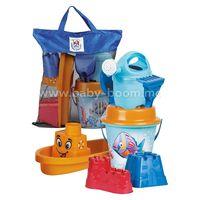 Androni 7205-00CF Набор для песка в сумке Crazy Fish